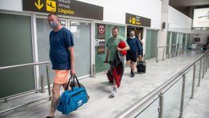 Prórroga de las restricciones de entrada a España desde Reino Unido, Brasil y Sudáfrica